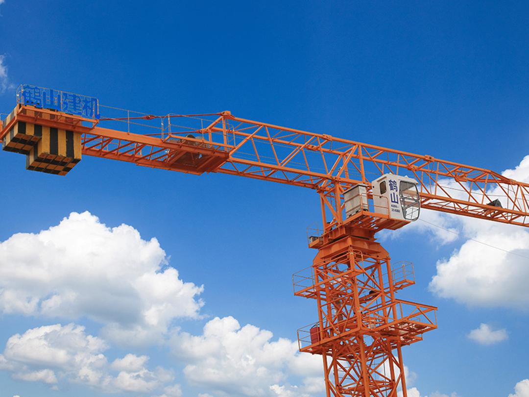 塔式起重机分类方式及三一塔机分类